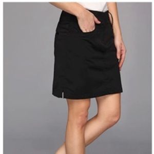 Adidas Black Golf Sport Skirt